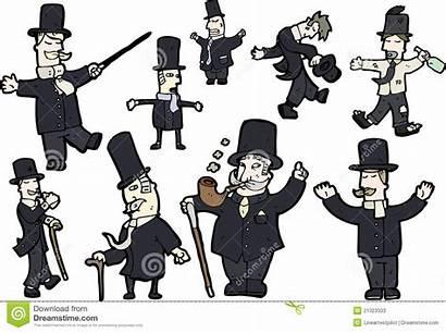 Gentlemen Illustrations Illustration