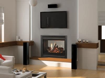 fireplace debate traditional  contemporary heat