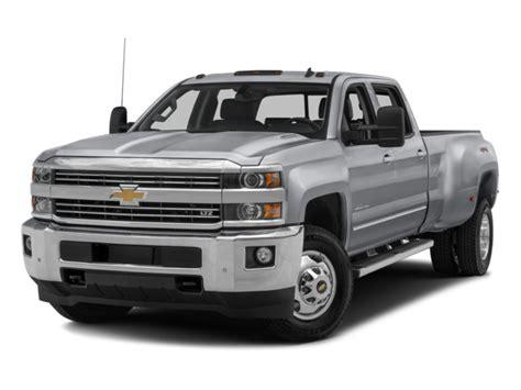 New 2016 Chevrolet Silverado 3500hd Prices