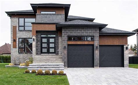 multi level home plans multi level modern house plan 80840pm architectural