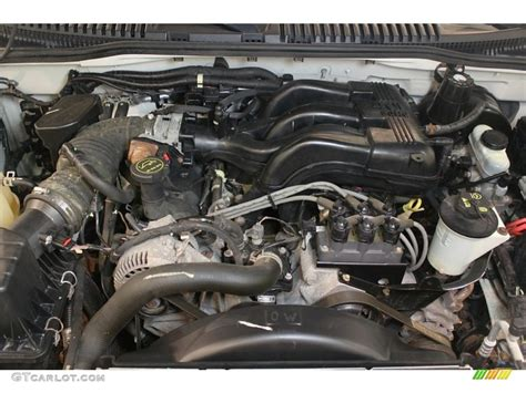 Ford Explorer V8 Engine Diagram by 2004 Ford Explorer Limited 4x4 4 0 Liter Sohc 12 Valve V6