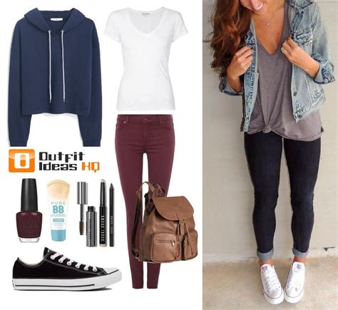 Cute Outfits For School 20+ Best For An Easy And