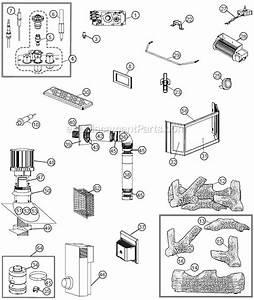 Napoleon Gds28p Parts List And Diagram   Ereplacementparts Com