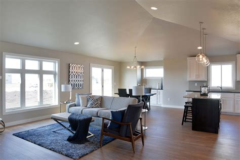 decorating open floor plan 3 tips for decorating a house with an open floor plan thomsen homes