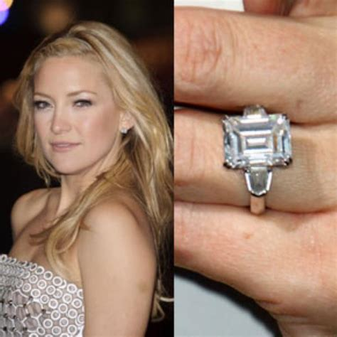 celebrity emerald cut engagement rings wedding and