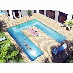 Piscine Hors Sol 6x4 : piscine hors sol bois rectangulaire 6x4 piscine bois rectangulaire 6x4 piscine hors sol ou ~ Melissatoandfro.com Idées de Décoration
