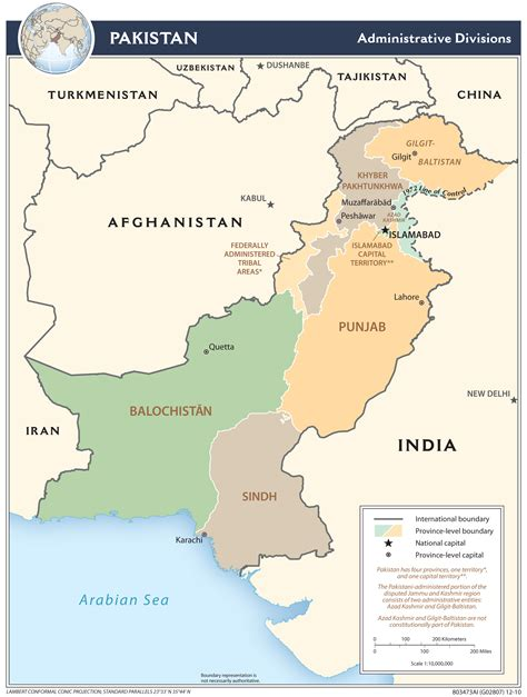 pakistan maps perry castaneda map collection ut