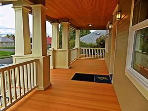 Construction, Monday, -, The, Front, Porch