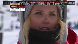 Silje Norendal wins women's Slopestyle Gold - Winter X ...