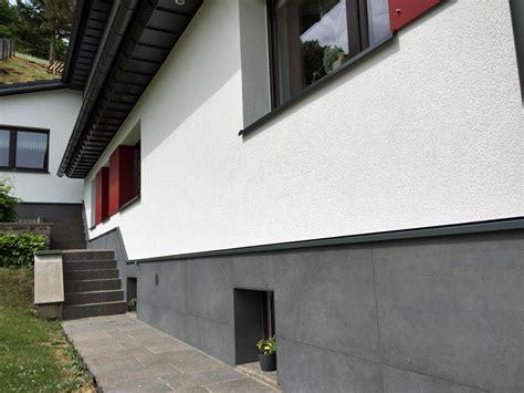 Haussockel Farbe Bilder by Haussockel Verblenden Ihr Traumhaus Ideen