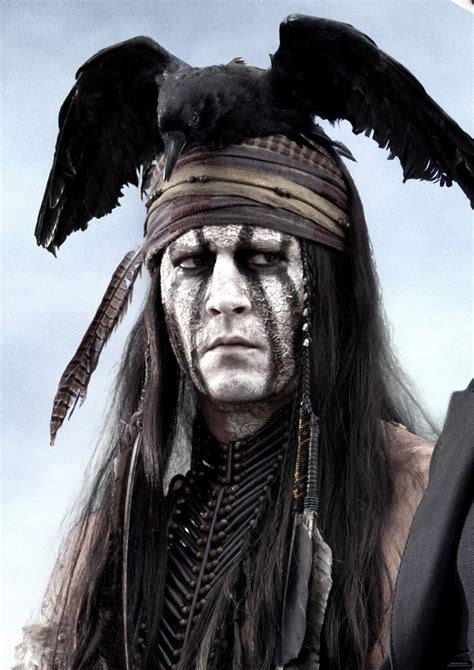 the lone ranger 2 the lone ranger s tonto gets a johnny depp makeover vancouver s news