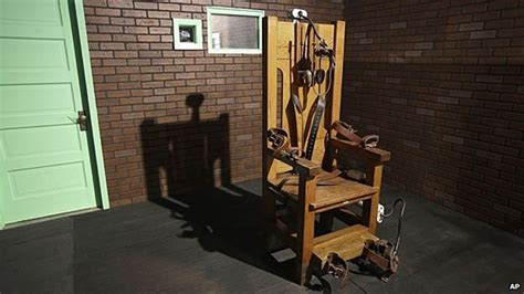 Electric Chair Executions On by Electric Chair Haunts Us Former Executions Chief News