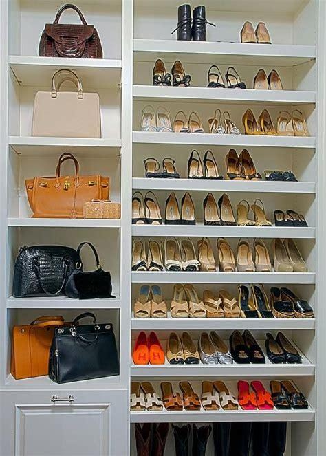 built in shoe rack built in shoe shelves closets shelves