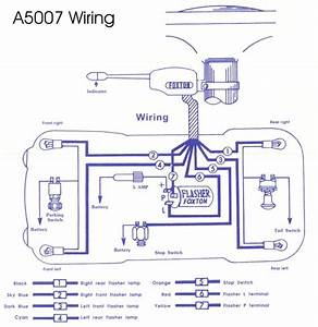 Model T Ford Forum  Wiring Diagram  Turn Signal