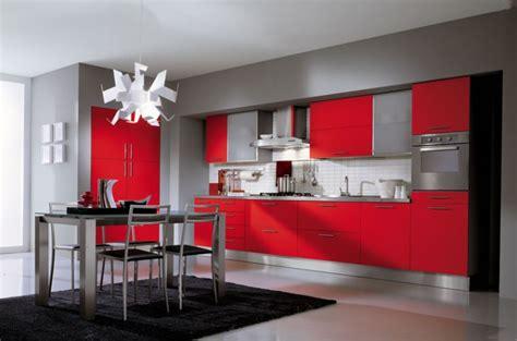 idee couleur cuisine moderne idée couleur cuisine la cuisine et grise