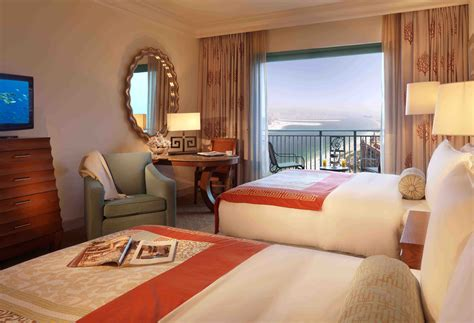 Five Luxury Hotels On The Palm Jumeirah