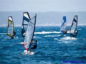 Windsurfing in Bol - Bol island Brac Croatia
