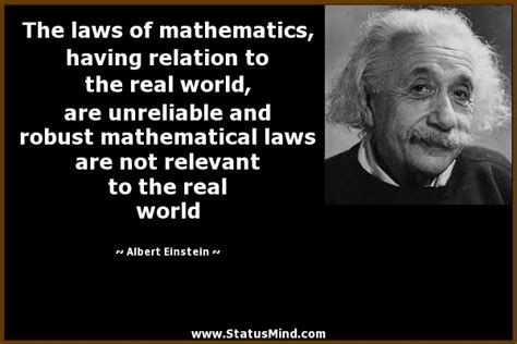 albert einstein math quotes quotesgram