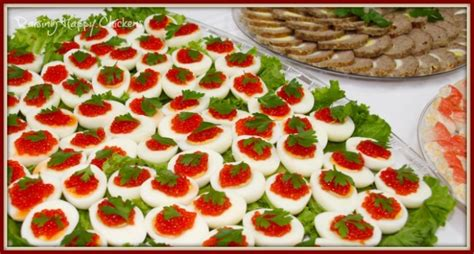 canape ideas ten easy deviled egg recipes for any occasion