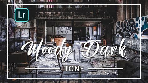 For iphones and android devices. Cara Edit Foto Moody Dark | Lightroom Mobile Tutorial ...