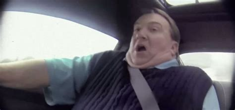 Gordon Did Not Drive Chevrolet