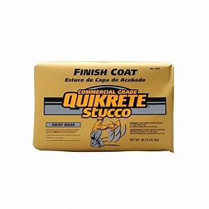 Quikrete 80 lb. Stucco Finish Coat