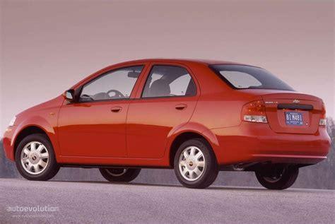 Chevrolet Aveokalos Sedan Specs  2004, 2005, 2006
