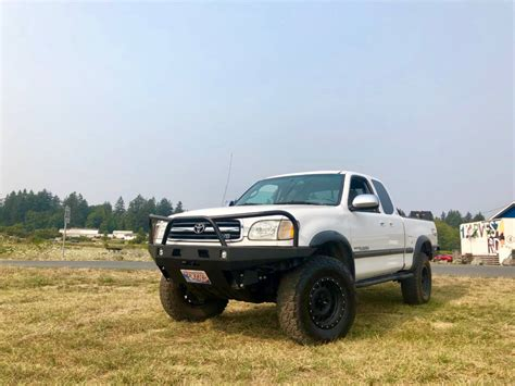st gen tundrasequoia high clearance front bumper kit