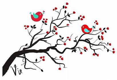 Tree Bird Clip Alviani Zaena Berbagi