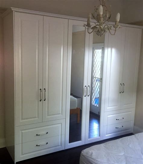 Style Wardrobes by Gorgeous Traditional White Painted Built In Wardrobe