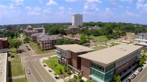 louisiana tech university tv commercial standing solid