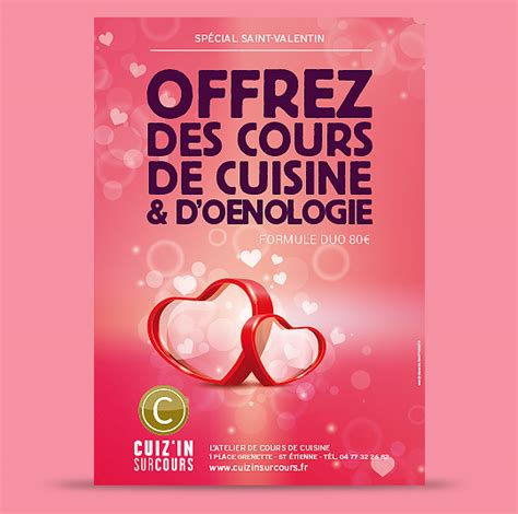 cours de cuisine st etienne cadeau de valentin offrez des cours de cuisine et