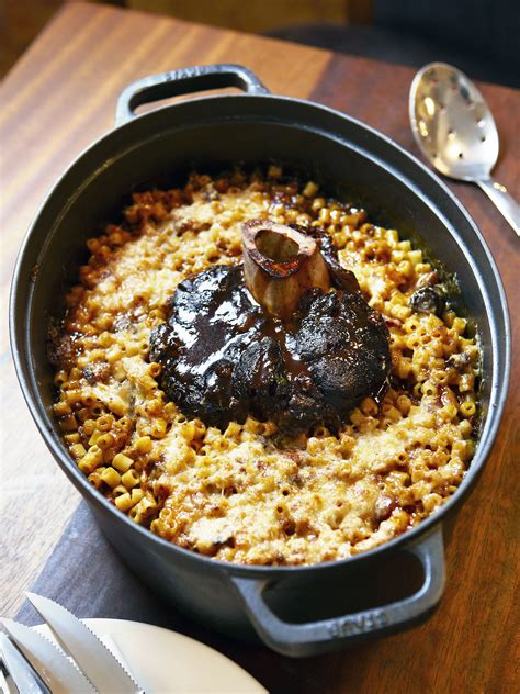 It lends mac and cheese just the right touch of grownup sophistication. Macaroni And Cheese With Beef Shin From Hawksmoor - olive magazine