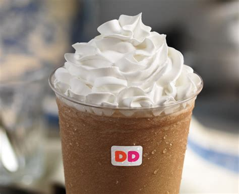 Dunkin Donuts Frozen Coffee Calories