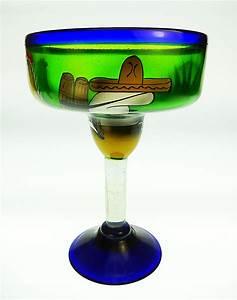 Martini Glas Xxl : mexican margarita glass hand painted margarita glass made in mexico made in tonola xxl 56oz ~ Yasmunasinghe.com Haus und Dekorationen