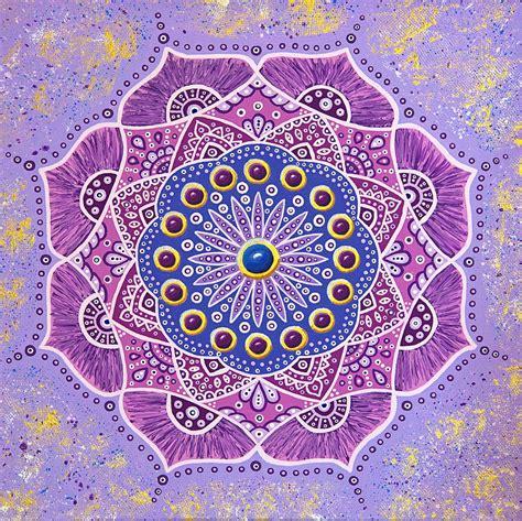 Obrazy | Mandala na propojení s intuicí, vyšším já ...