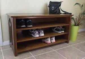 Schuh Sitzbank Ikea : mac shoe boot storage bench contemporary accent and storage benches san diego by woodistry ~ Markanthonyermac.com Haus und Dekorationen