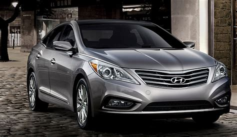 2013 Hyundai Azera Is All About Style, Inside