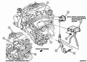 I Have A 1995 Ford Explorer Limited Edition 4wd 4 0l V6