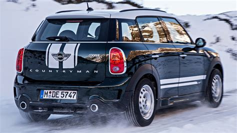 mini cooper  countryman jcw package wallpapers