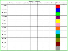 Template Revision Timetable Choice Image Template Design Revision Timetable Template Choice Image Free Templates