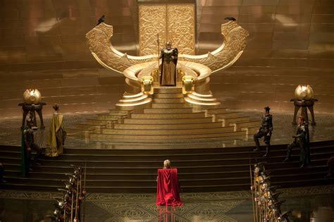 Image - Odin throne-Thor.jpg | Marvel Cinematic Universe ...
