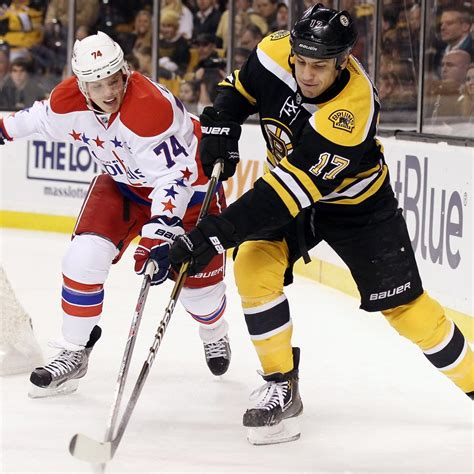 Bruins vs. Capitals: Game 1 Preview, Live Stream, Start ...