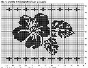 Free Filet Crochet Charts And Patterns  Filet Crochet