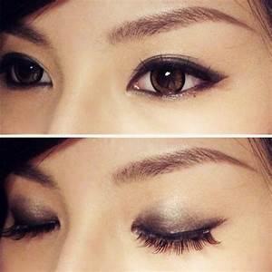 Korean Smokey Eye Makeup Step By Step - Mugeek Vidalondon