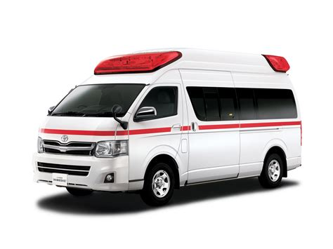 Toyota Hiace Backgrounds by 2010 Chevrolet Express C4500 Ambulance Wallpaper