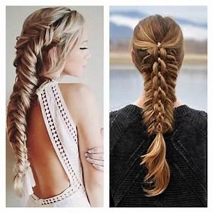 Coiffure Simple Femme : coiffure tresse facile pour femme et fille ~ Melissatoandfro.com Idées de Décoration