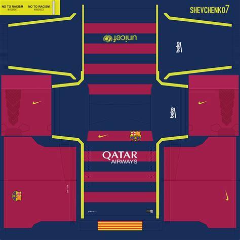 Barcelona Kits & Logo [2018-2019] Dream League Soccer