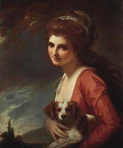 George Romney Oil Paintings Reproductions On Artclon ...