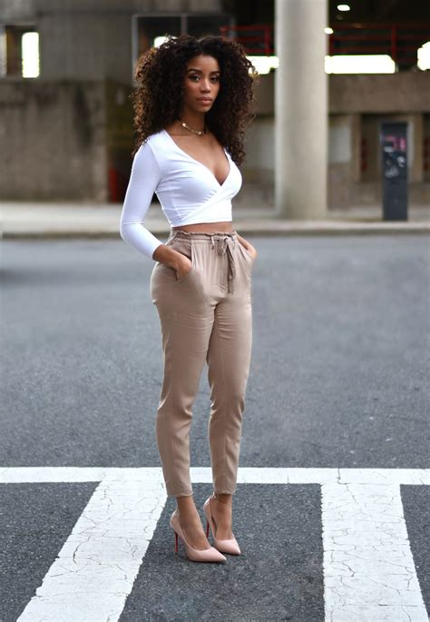 Cute Outfit Ideas For Black Teenage Girls This Season